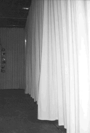 Pipe & Drape gordijnen Wit katoen