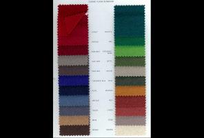Pipe & Drape gordijnen 100% wol - permanent brandvertragend