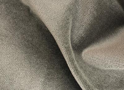 donker grijs velours gordijn 3 x 3 meter hoog