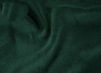 Velours 350 gram - Donker Groen